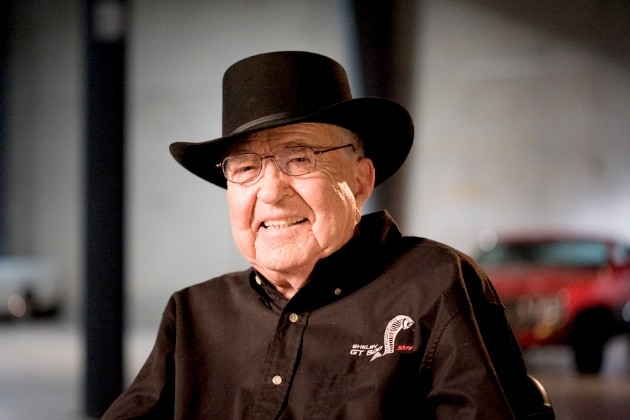 Carroll Shelby Dies