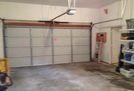 New House, New Garage Shop Project