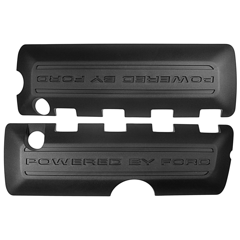 GT350 Black Coil Covers